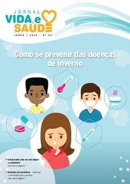 Jornal Vida e Saúde Nº 65 - Junho/2016