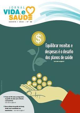 Jornal Vida e Saúde Nº 66 - Agosto/2016