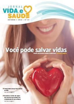 Jornal Vida e Saúde Nº 67 - Outubro/2016