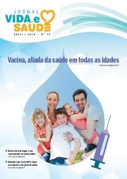 Jornal Vida e Saúde Nº 76 - Abril/2018