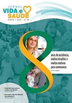 Jornal Vida e Saúde Nº 78 - Agosto/2018