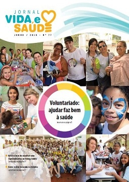 Jornal Vida e Saúde Nº 77 - Junho/2018