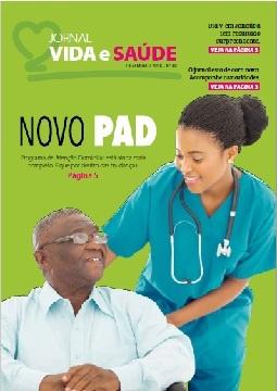 Jornal Vida e Saúde Nº 80 - Dezembro/2018