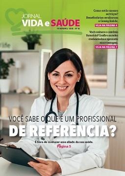 Jornal Vida e Saúde Nº 81 - Fevereiro/2019