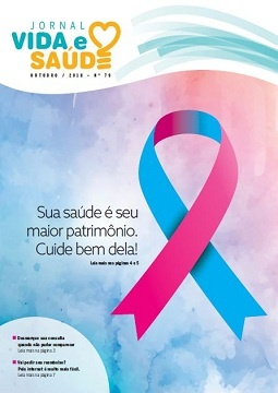 Jornal Vida e Saúde Nº 79 - Outubro/2018