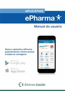 Manual de Utilização do App - ePharma Eletros-Saúde.