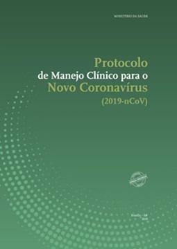 Protocolo de Manejo Clínico para o Novo Coronavírus (2019-nCoV)