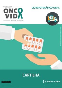 Cartilha - Programa OncoVida Quimioterápico Oral.