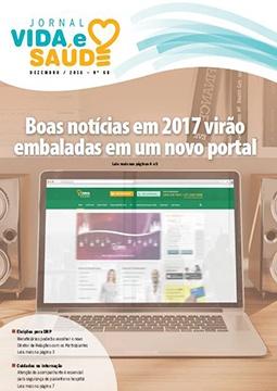Jornal Vida e Saúde Nº 68 - Dezembro/2016