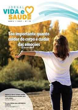 Jornal Vida e Saúde Nº 70 - Abril/2017