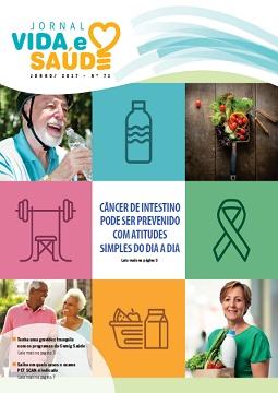Jornal Vida e Saúde Nº 71 - Junho/2017