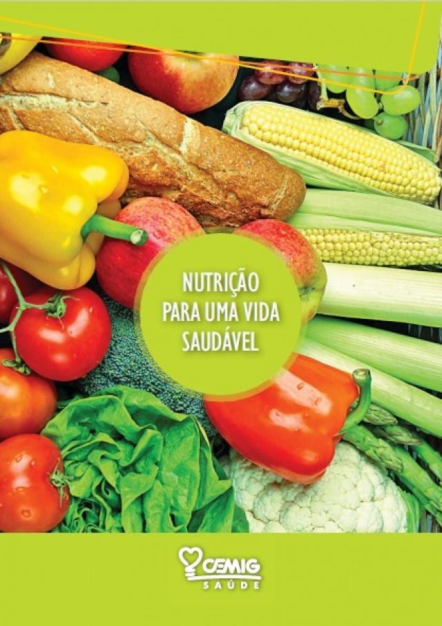Cartilha Alimentação Saudável