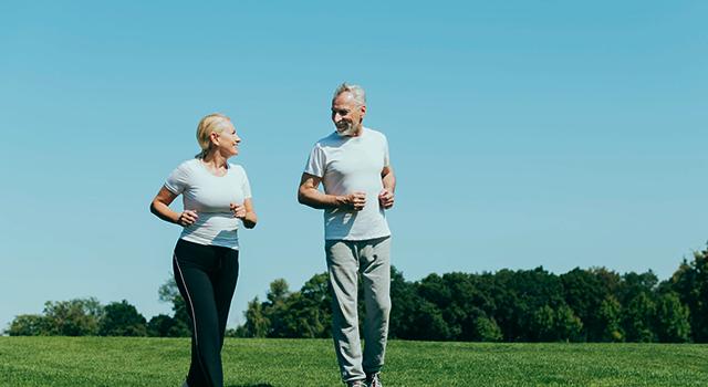 Como se prepara para envelhecer de forma saudável?